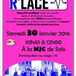 Stage de R'Lace Fitness (c) MJC de Saïx