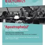 Apostrophe(s) par Les Chiennes Nationales (c) Association L'Été de Vaour