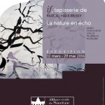 Autour de If, tapisserie de Pascal Haudressy (c) Syndicat Mixte de l'Abbaye-école