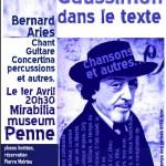 Caussimon dans le texte (c) association Penne Mirabilia Museum