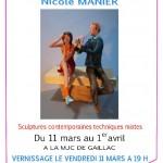 Exposition de Nicole Manier (c) MJC Gaillac