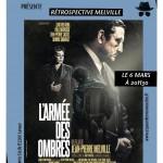 l'armée des ombres (c) Cinéma Espace des Nouveautés
