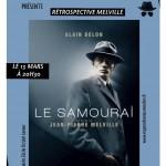 Le Samouraï (c) Cinéma Espace des Nouveautés