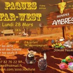 Pâques au Far-West (c) Association Libellune
