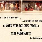 Pièces de théâtre IZARLIE (c) Compagnie IZARLIE