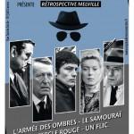 Rétrospective Jean-Pierre Melville (c) Cinéma Espace des Nouveautés