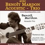 Soirée Flamenco Jazz avec Benoît Mardon Trio (c) L'Atelier d'Alban