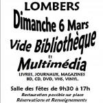 Vide Bibliothèque et Multimédia (c) CIL