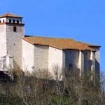 Visite guidée: L'église et le village de Lab (c) AGIT et l'Association Patrimoine et Culture d