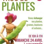3ème Troc de Plantes (c) Association Lez'Arts d'Ânes