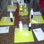 Cours d'aromathérapie dermocosméthéque (c) Institut de beauté S'y Bel et Zen