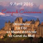 Escapade à Carcassonne (c) Gaillac visit