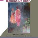 exposition de maurine de raaf (c) Office de Tourisme du Lautrécois-Pays d'Agout