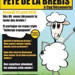 Fête de la brebis (c) Berger à Cap'Découverte