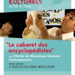 Le Cabaret des Encyclopédistes (c) Association L'été de Vaour