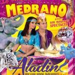 Medrano, Aladin et les 1001 nuits
