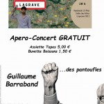 Apero-Concert Gratuit (c) ASCL