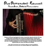 Concert au Chinabulle! Duo Demonsant-Rousset (c) Association Au Comptoir du Chinabulle
