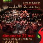 Ensemble Orchestral du Tarn et Lyre de Lavaur (c) Conservatoire de Musique et de Danse du Tarn