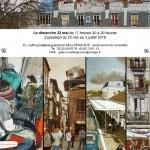 Exposition (c) Galerie Nadine Granier