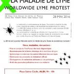 Journée du Lyme Protest en France (c) France Lyme