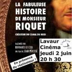 La Fabuleuse histoire De Monsieur Riquet (c) L'adulciné, ciné-club de Lavaur