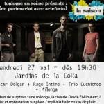 La Saison : Soirée de clôture autour du Tango (c) Toulouse En Scène et Artefacto