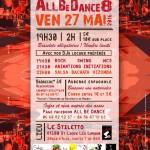 Soirée All Be Dance 8e édition (c) stiletto