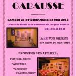 vide greniers / exposition (c) MJC DE LABASTIDE GABAUSSE 81400