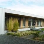 Visite d'une maison contemporaine (c) Espace Info Energie CAUE du Tarn