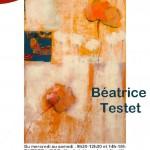 Exposition de Béatrice TESTET (c) Office de Tourisme du Lautrécois-Pays d'Agout