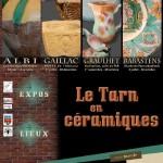Exposition Le Tarn en céramiques (c) Archives départementales du Tarn