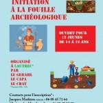 Journées nationales de l'archéologie (c) GERAHL