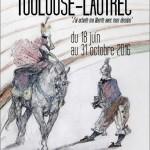 Le Cirque au temps de Toulouse-Lautrec (c) Musée Raymond Lafage