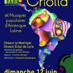 Misa criolla (c) Conservatoire de Musique et de Danse du Tarn