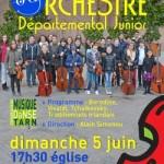 Orchestre Départemental Junior (c) Conservatoire de Musique et de Danse du Tarn
