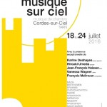 45è édition du Festival Musique sur Ciel (c) Association ACADOC