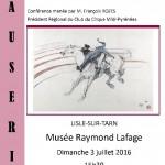 Causerie et cirque (c) Musée Raymond Lafage