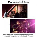 Concert au Chinabulle! Frayss Gall (c) Association Au Comptoir du Chinabulle