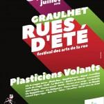 Festival Rues d'Eté (c) association Rues d'Eté