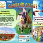 Garden circus (c) Zmam Ecole de cirque