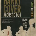 HARRY COVER Duo Folk Rock (c)
