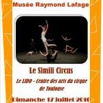 Le Simili Circus (c) Musée Raymond Lafage