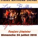 Les Belles Gambettes (c) Musée Raymond Lafage