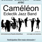 Soirée Chanson Jazz avec Caméléon Eclectik Ba (c) L'Atelier d'Alban
