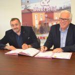 Economie : Tarn & Dadou et Initiative Tarn signent une convention de partenariat en faveur de l'entrepreneuriat local et du développement de l'économie du territoire / © Ted