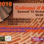 Colloque Occitan 2016 (c) Centre Culturel Occitan de l'Albigeois