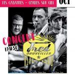 Concert Fred Cruveiller Blues Band (c) Le Petit Café