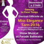 Election Miss Elegance Tarn 2016 (c) Comité Miss Elegance Midi-Pyrénées