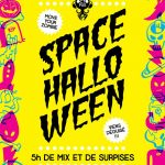 Radio Octopus présente : SPACE HALLOWEEN (c) RADIO OCTOPUS